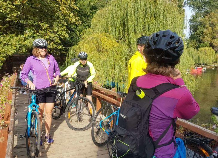 cycling in pogradec