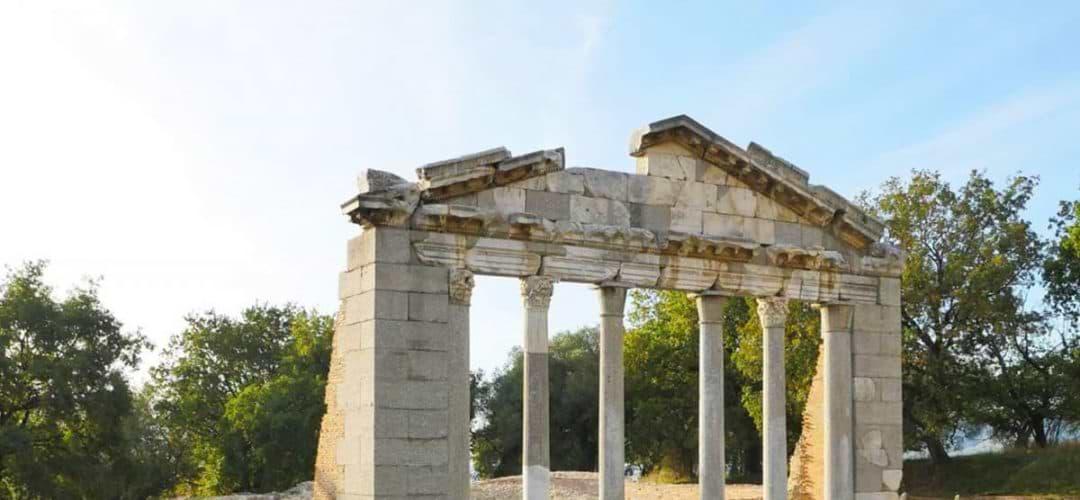 apollonia archeological park
