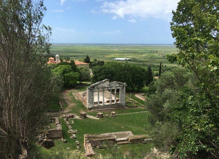apollonia roman ruins