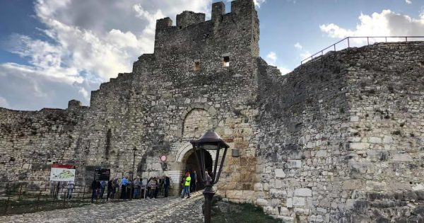 berat castle entry