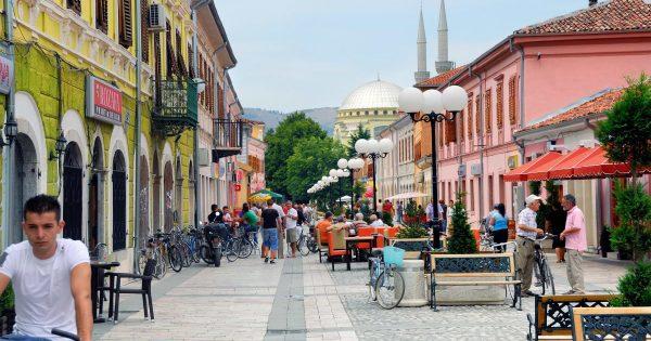 city of shkodra