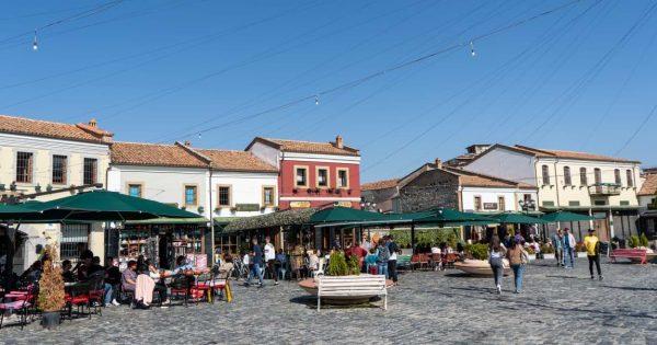 Korca City