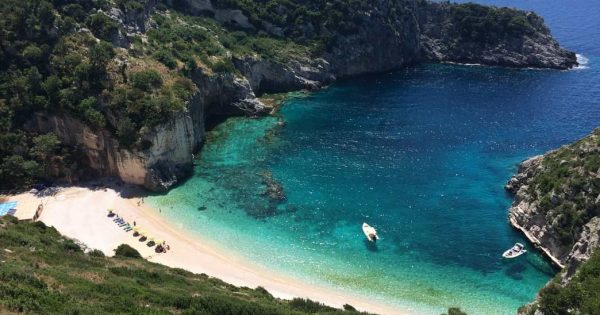 albania riviera virgin beaches