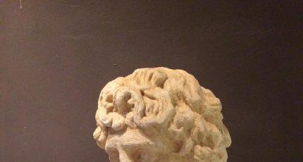 roman statue butrint museum