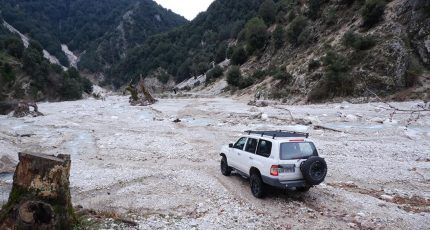 toyota offroad trip limitless albania