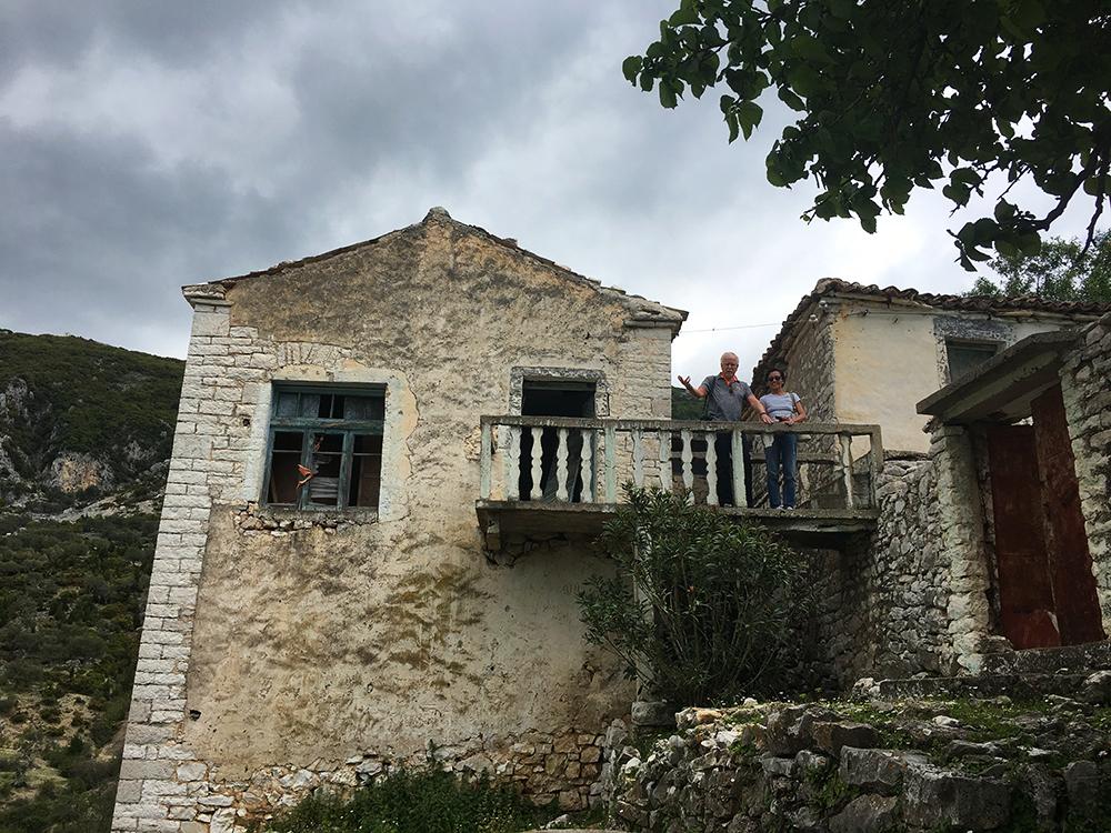 qeparo old house