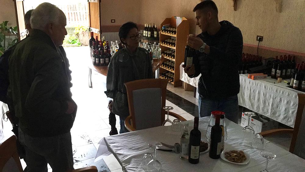 wine tasting albania
